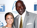 The NBA icon weds his second wife in Palm Beach, Florida over the weekend.