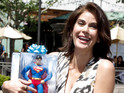 The Lois & Clark actress sold the items as part of her charity fundraiser.