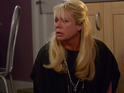 Sharon ends up in a sorry state in tonight's EastEnders episode.