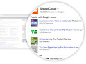 The activity of Google+ users will be displayed in searches for specific apps.