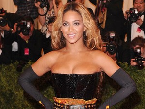 Beyonc, Givenchy, Punk: Chaos To Couture exhibition, Metropolitan Museum of Art, New York