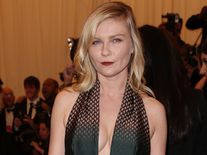 Kirsten Dunst, Louis Vuitton, Costume Institute Gala Benefit celebrating the Punk: Chaos To Couture exhibition, Metropolitan Museum of Art, New York, 2013 Met Ball