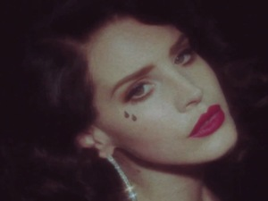 Lana Del Rey 'Young and Beautiful' music video.