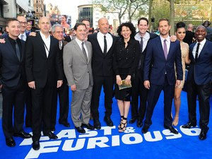 Fast & Furious 6 - UK premiere: Cast and Crew