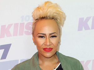 "Emeli Sande at KIIS FM's ""Wango Tango 2013"" at the Home Depot Center on Saturday, May 11, 2013 in Carson, Calif."