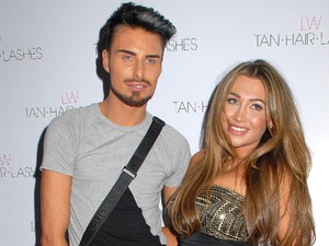 Rylan Clark, Lauren Goodger, Lauren's Way, beauty products, TOWIE