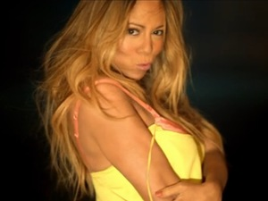 Mariah Carey 'Beautiful' video