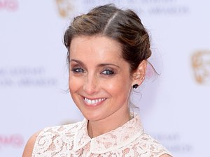 The 2013 Baftas - arrivals: Louise Redknapp