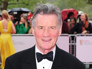 The 2013 Baftas - arrivals: Michael Palin
