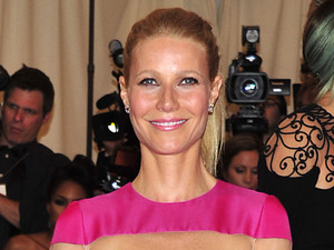 Gwyneth Paltrow attends The Metropolitan Museum of Art&#39;s Costume Institute benefit celebrating &quot;PUNK: Chaos to Couture&quot; on Monday May 6, 2013 in New York.