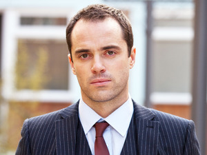 Joseph Thompson as Doctor Paul Browning in Hollyoaks