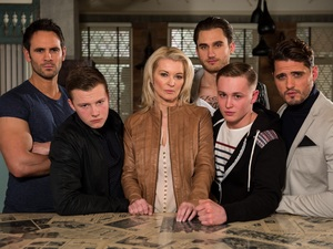 Hollyoaks' new Roscoe family