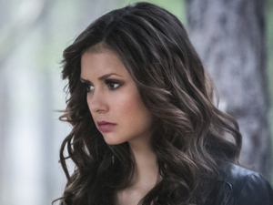 Nina Dobrev as Katherine in The Vampire Diaries S04E22: &#39;The Walking Dead&#39;