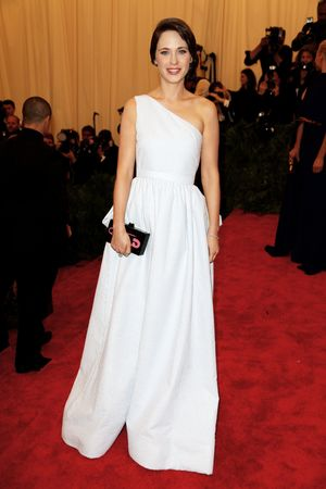 Zooey Deschanel at the 2013 Met Gala in New York