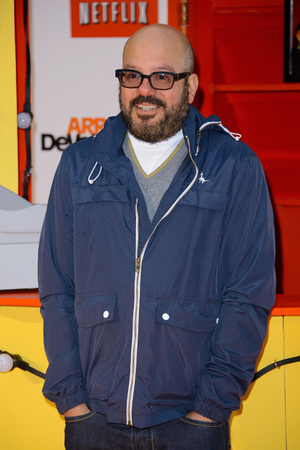 David Cross at the UK premiere for the launch of 'Arrested Development' on Netflix