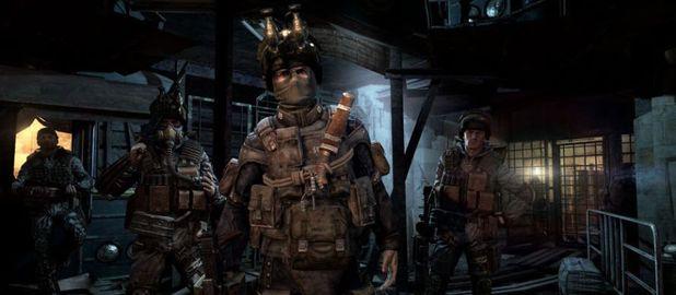 Metro Last Light screenshot