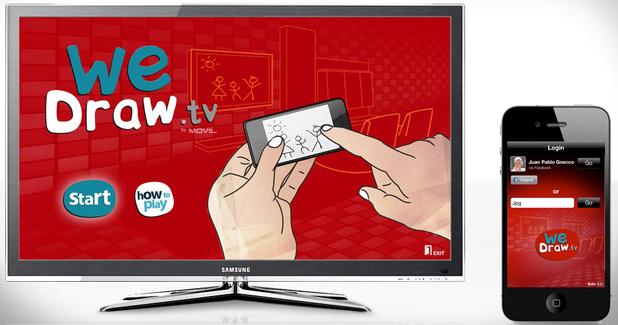 MOVL's 'WeDraw' app