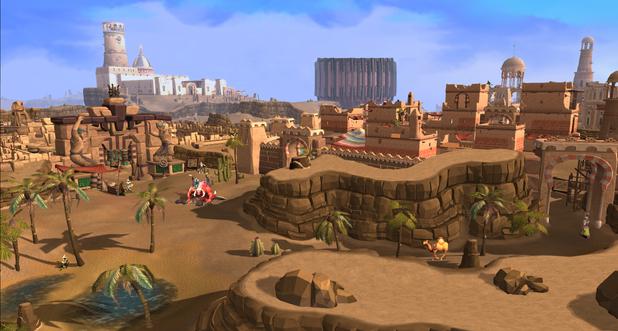 'Runescape 3' screenshot