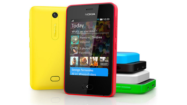 Nokia's Asha 501 feature phone