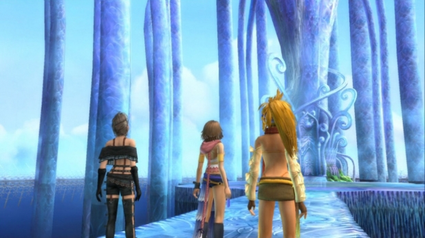 Final Fantasy X-2 HD Remastered