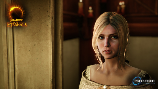 Clara Rusznyák, a playable character in 'Shadow of the Eternals'