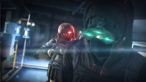 Spies vs Mercs screenshot
