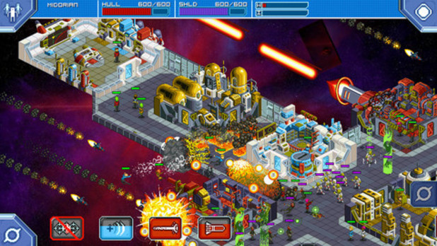 'Star Command' screenshot