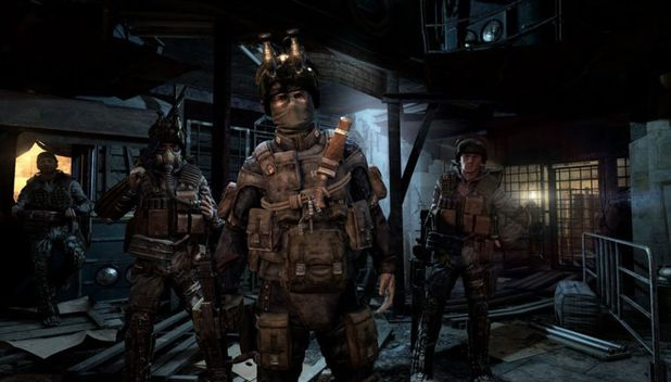 Metro Last Light screenshot