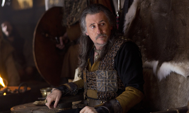 Gabriel Byrne as Earl Haraldson in 'Vikings'