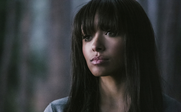Kat Graham as Bonnie in The Vampire Diaries S04E22: 'The Walking Dead'