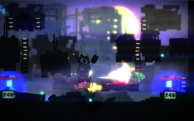 Gun Monkeys screenshot