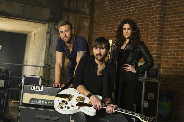 Lady Antebellum press shot 2013