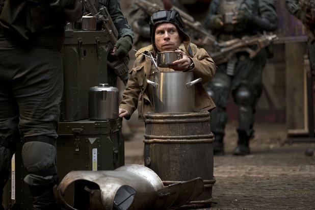 Porridge (Warwick Davis)