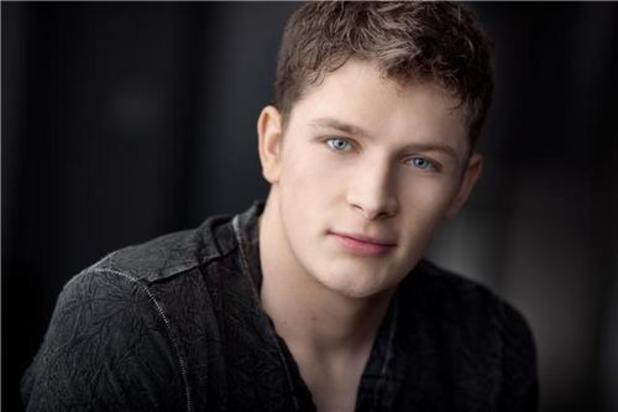 Actor Brett Dier