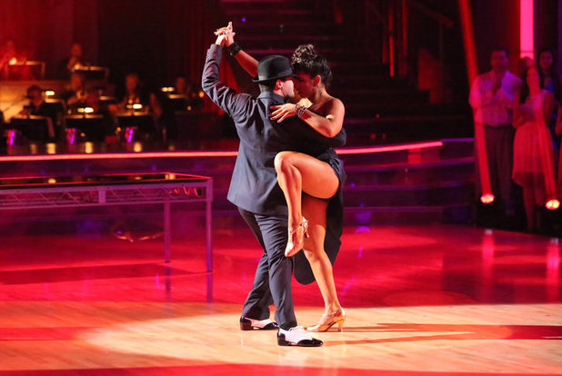 Week 8: Aly Raisman & Mark Ballas