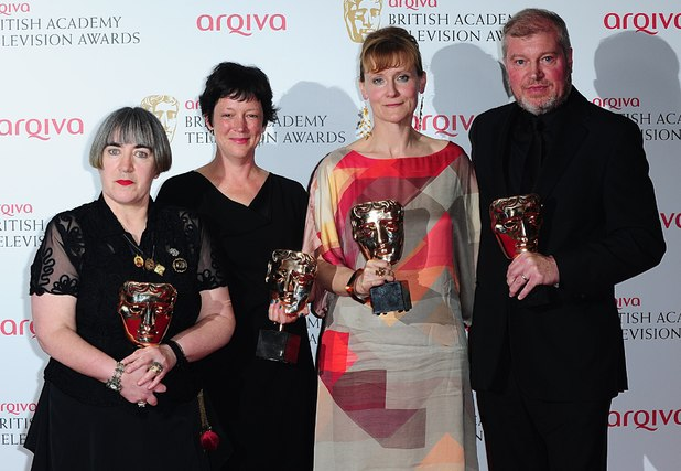 The 2013 Baftas - winners: Room at the Top - Mini-Series Award