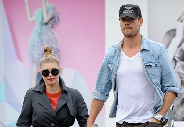 Fergie, Josh Duhamel, height differences, celebrity couples