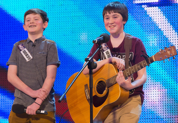 Britain's Got Talent episode five: Jack and Cormack