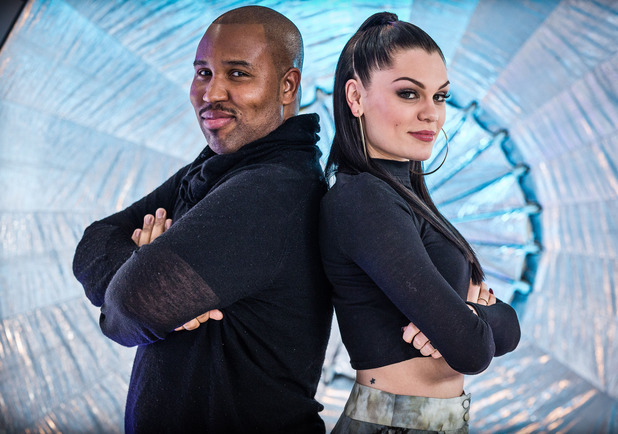 The Voice 2013: Jessie J and Claude Kelly