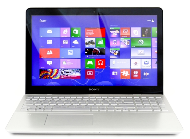 Sony's Vaio Fit laptop