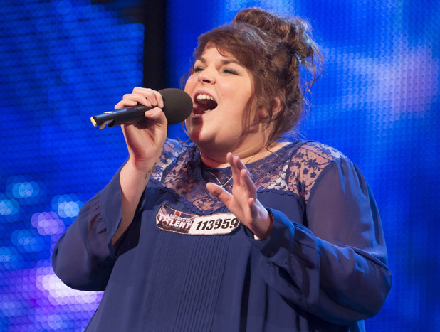 Britain's Got Talent episode five: Rosie O'Sullivan