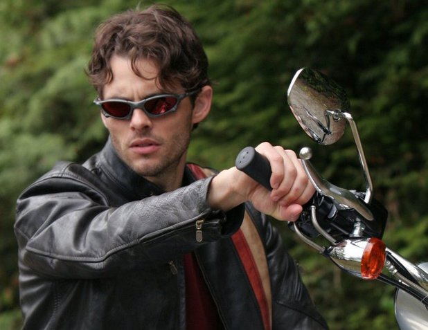 James Marsden as Cyclops in 'X-Men The Last Stand'