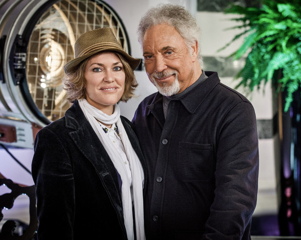 The Voice 2013: Tom Jones and Cerys Matthews