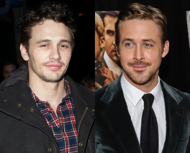 James Franco, Ryan Gosling