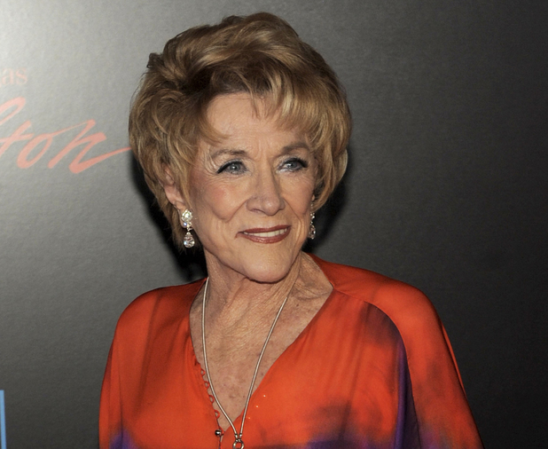 "The Young and the Restless"" star Jeanne Cooper"