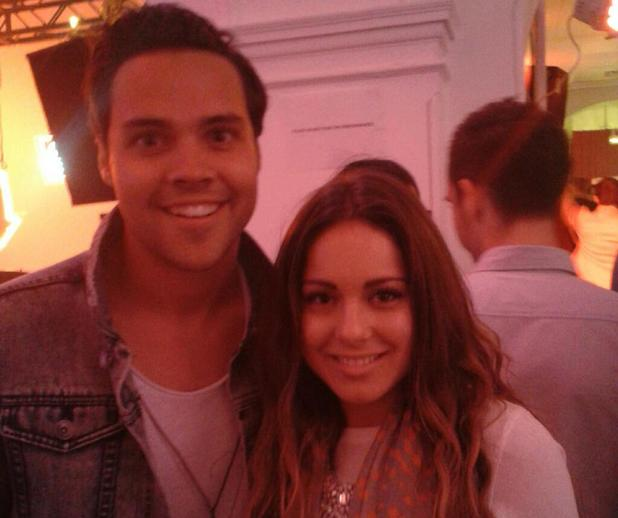 'Made in Chelsea' stars Andy Jordan and Louise Thompson