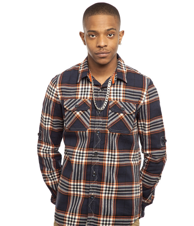 Khali Best as Dexter Hartman in EastEnders