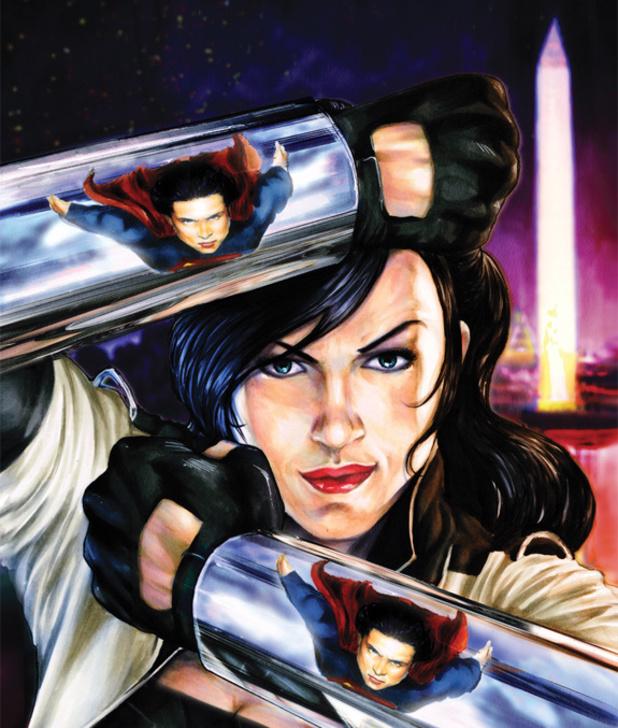 Smallville Season 11 Wonder Woman