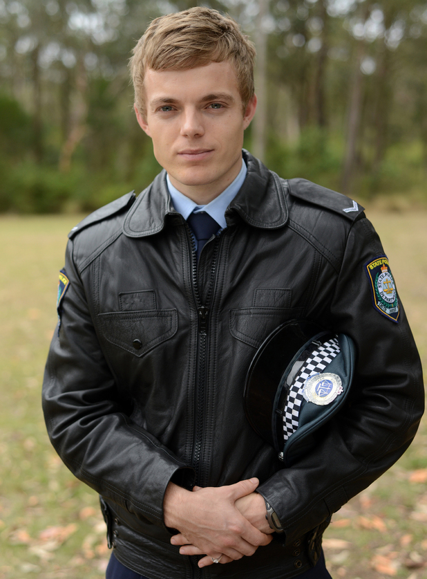 David Jones-Roberts as Xavier Austin in Home and Away