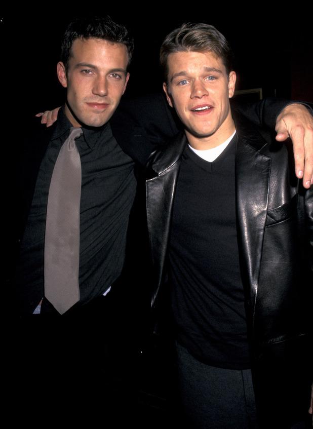 Matt Damon Ben Affleck